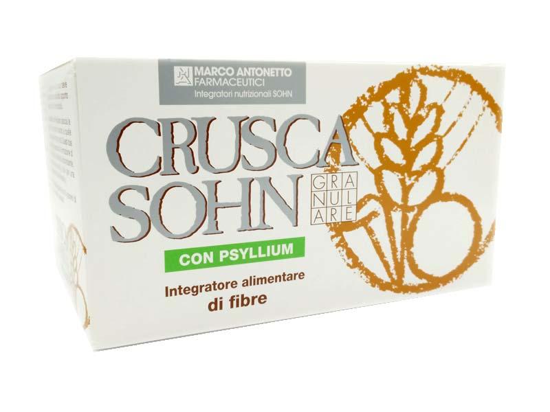 CRUSCA SOHN 18 BUSTE DA 12,8 G