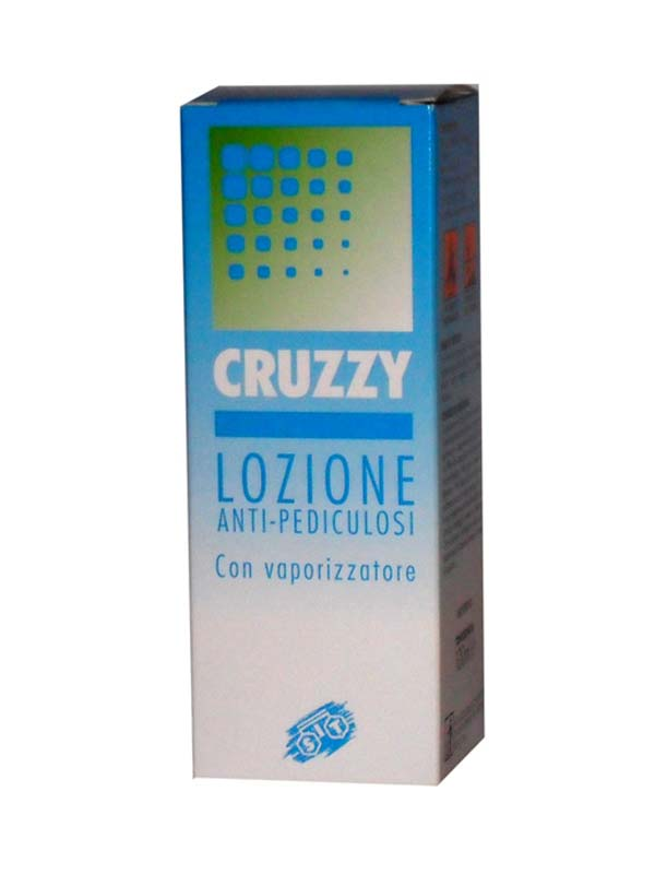 CRUZZY LOZIONE ANTIPEDICULOSI 100 ML
