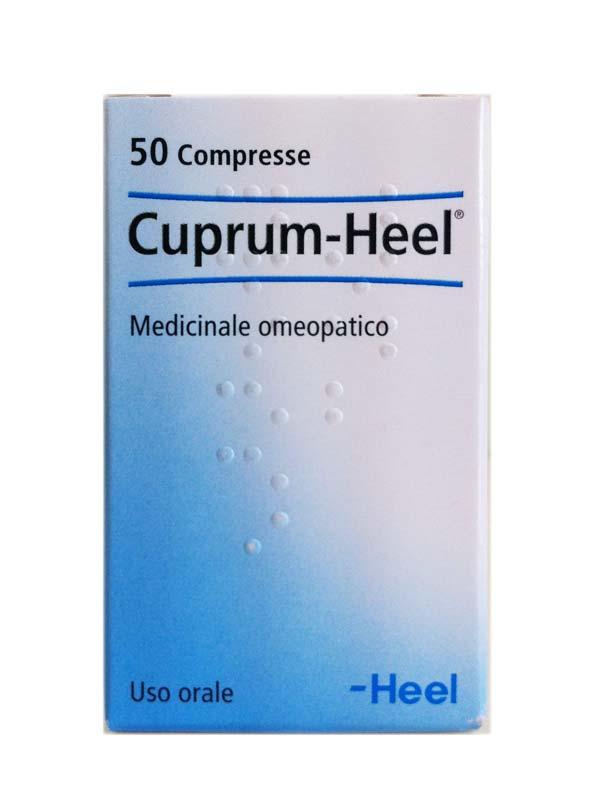 CUPRUM HEEL 50 COMPRESSE