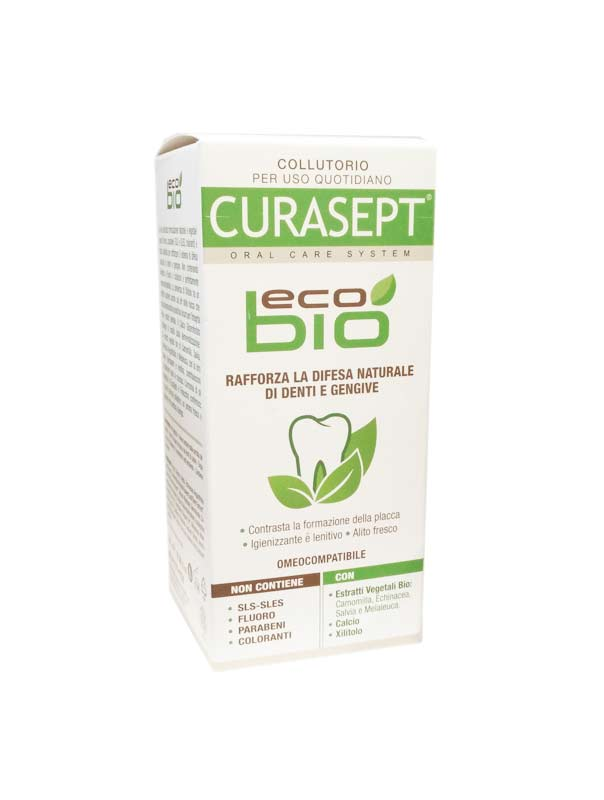 CURASEPT ECOBIO COLLUTORIO PER USO QUOTIDIANO - 300 ML