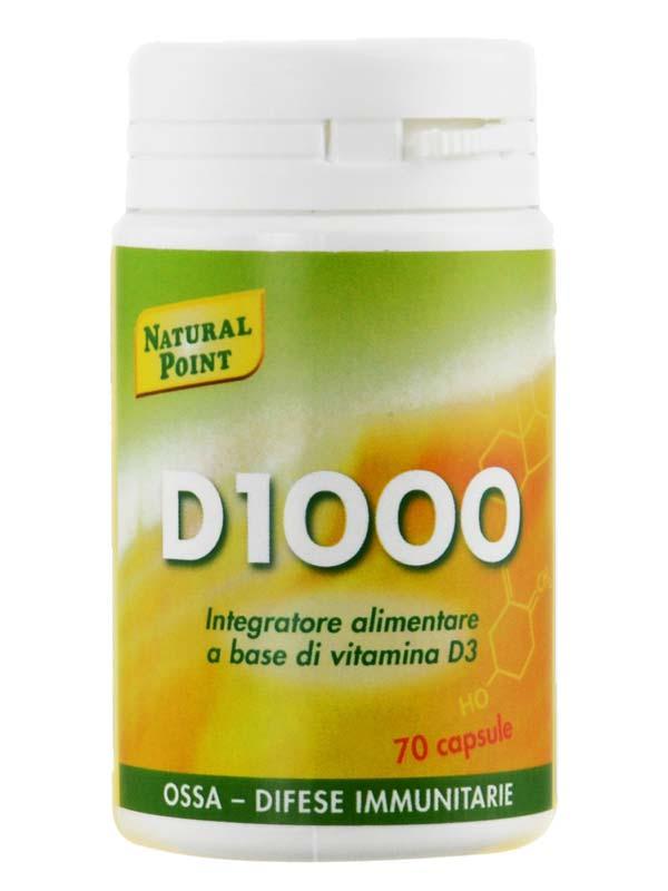 D 1000 70 CAPSULE