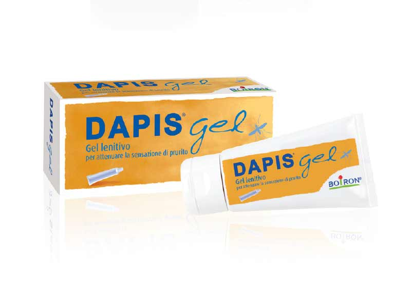 DAPIS GEL LENITIVO PER LE PUNTURE DI INSETTI - 40 G