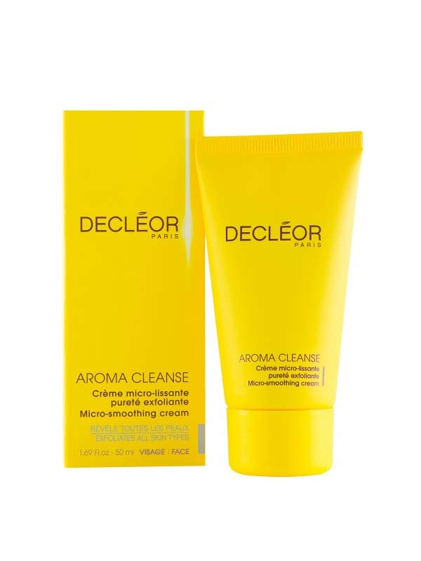 DECLEOR AROMA CLEANSE - CREME MICRO LISSANTE - 50 ML