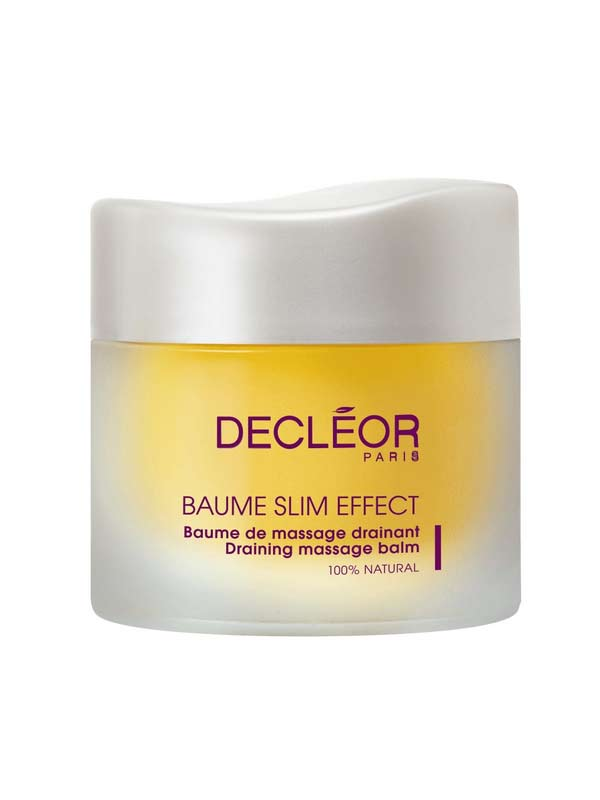 DECLEOR BAUME SLIM EFFECT CORPS - BALSAMO MASSAGGIO DRENANTE CORPO - 50 ML