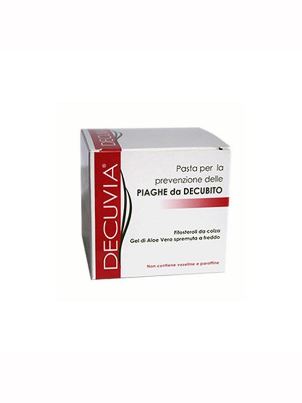 DECUVIA PASTA PREVENZIONE PIAGHE DA DECUPITO 250 ML