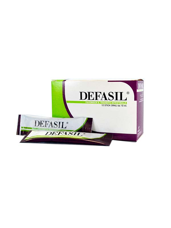 DEFASIL 12 STICK DA 10 ML