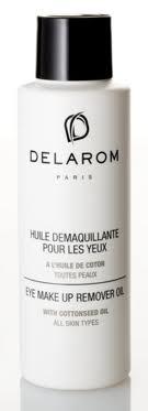 DELAROM HUILE DEMAQUILLANTE POUR LES YEUX 125 ml