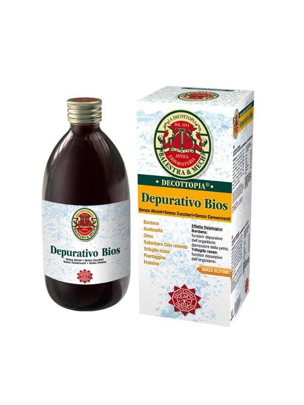 DEPURATIVO BIOS - 500 ML