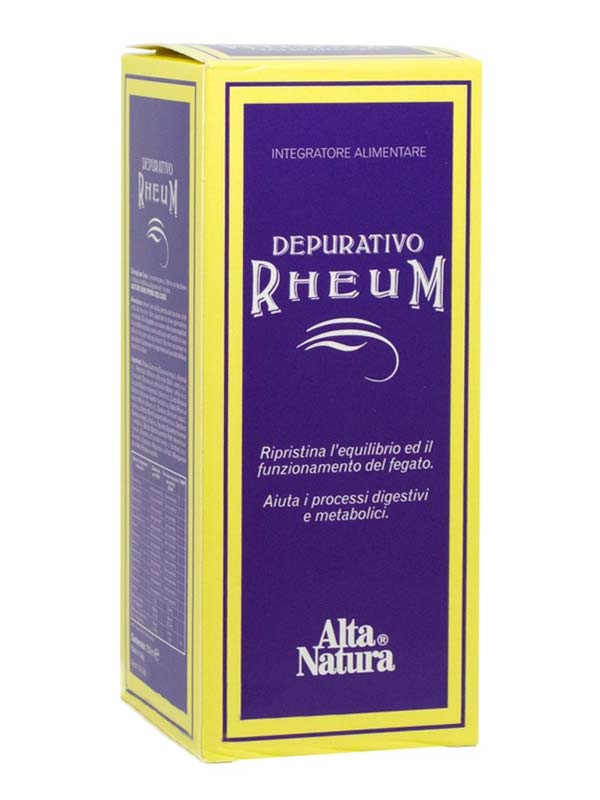DEPURATIVO RHEUM 250 ML