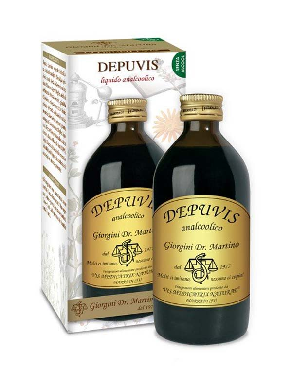 DEPUVIS LIQUIDO ANALCOOLICO 200 ML