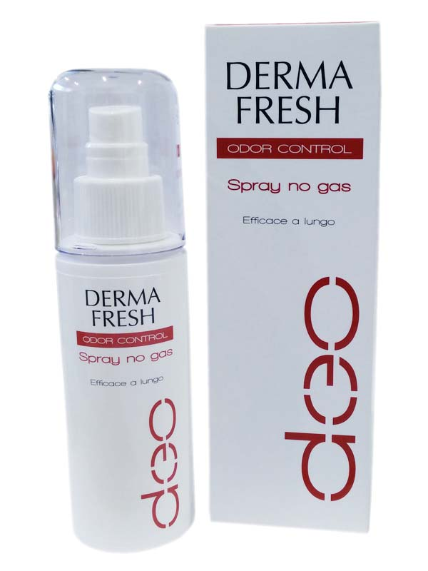 DERMAFRESH DEODORANTE SPRAY NO GAS ODOR CONTROL 100 ML