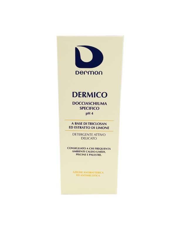 DERMON DERMICO DOCCIASCHIUMA SPECIFICO pH4 250 ML