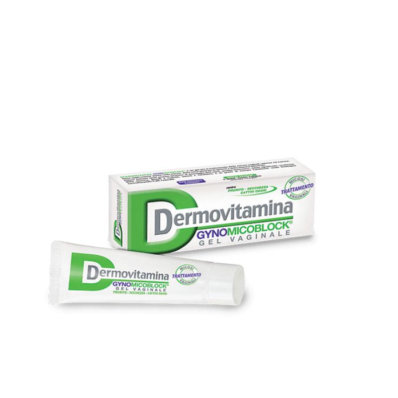DERMOVITAMINA GYNOMICOBLOCK GEL VAGINALE 30 ML