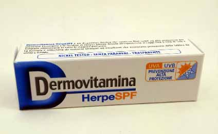 DERMOVITAMINA HERPESPF - 5,5 ML