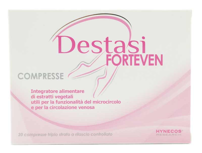 DESTASI FORTEVEN 20 COMPRESSE