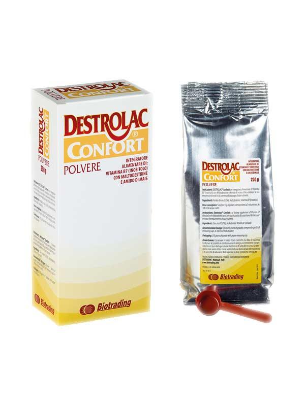 DESTROLAC CONFORT POLVERE  250 G