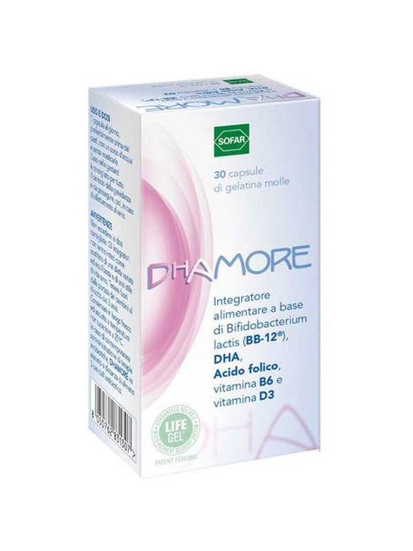 DHAMORE 30 CAPSULE