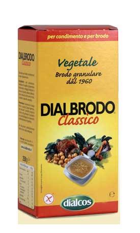 DIALBRODO CLASSICO SENZA GLUTINE - 1000 G