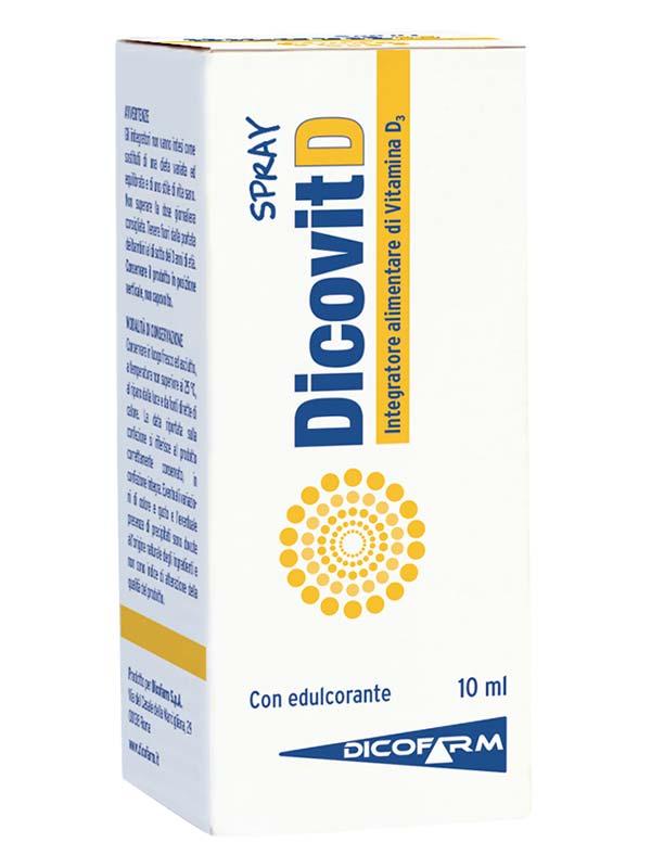 DICOVIT D SPRAY 10 ML