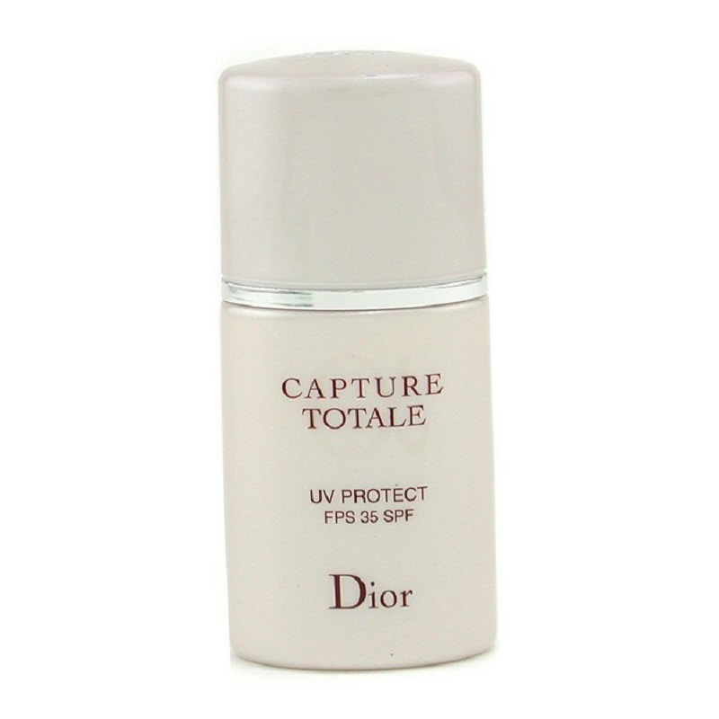 DIOR CAPTURE TOTALE UV PROTECT HAUTE PROTECTION JOUR MULTI PERFECTION SPF 35 - 30 ML