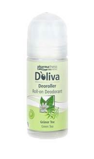 DOLIVA DEOROLLER THE VERDE DEODORANTE DELICATO - 50 ML
