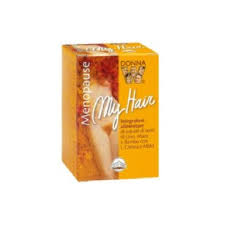 DONNA W MENOPAUSE - MY HAIR - 60 COMPRESSE