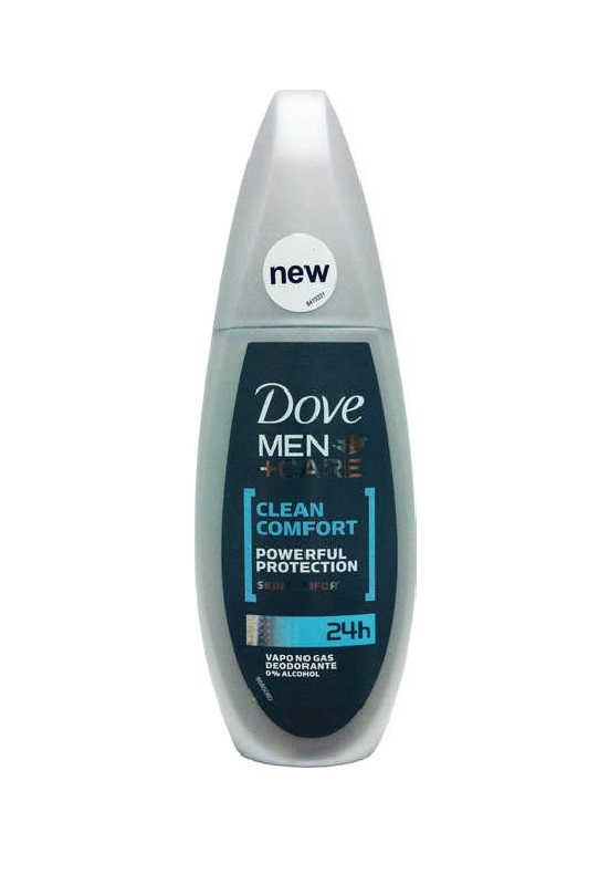 DOVE MEN CARE DEODORANTE VAPO CLEAN COMFORT - 75 ML