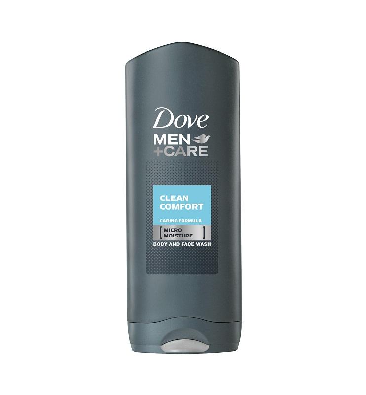 DOVE MEN CARE DOCCIASCHIUMA GEL CLEAN COMFORT - 250 ML