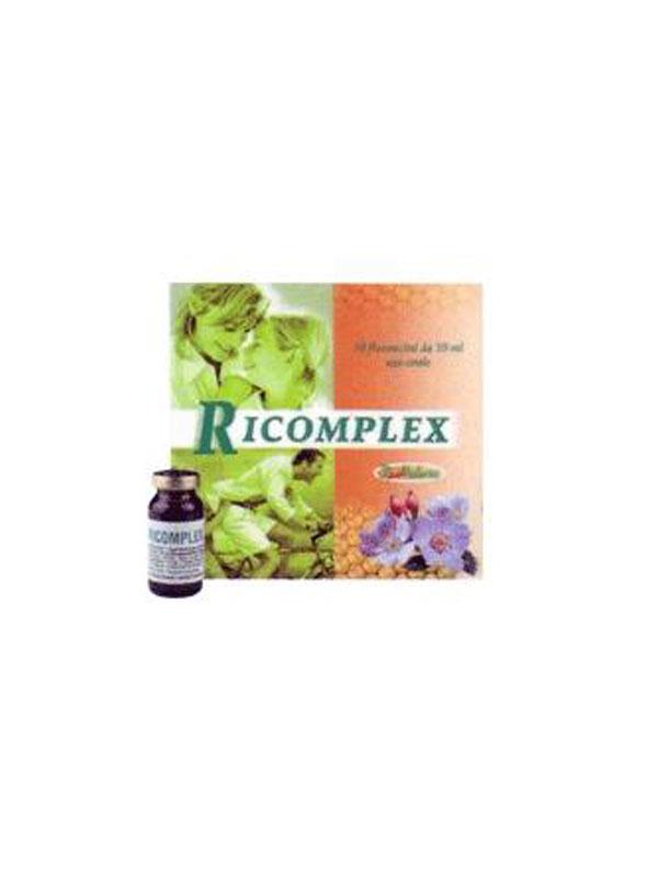 DPIU' NATURA RICOMPLEX 10 FLACONCINI DA 10 ML