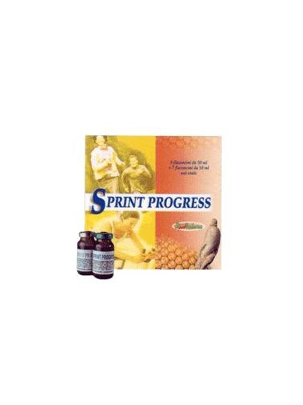 DPIU' NATURA SPRINT PROGRESS 10 FLACONCINI DA 10 ML