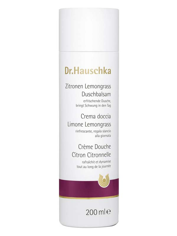 DR HAUSCHKA CREMA DOCCIA LIMONE LEMONGRASS 200 ML