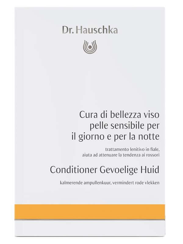 DR HAUSCHKA CURA DI BELLEZZA VISO PELLE SENSIBILE GIORNO E NOTTE 50 FIALE DA 1 ML