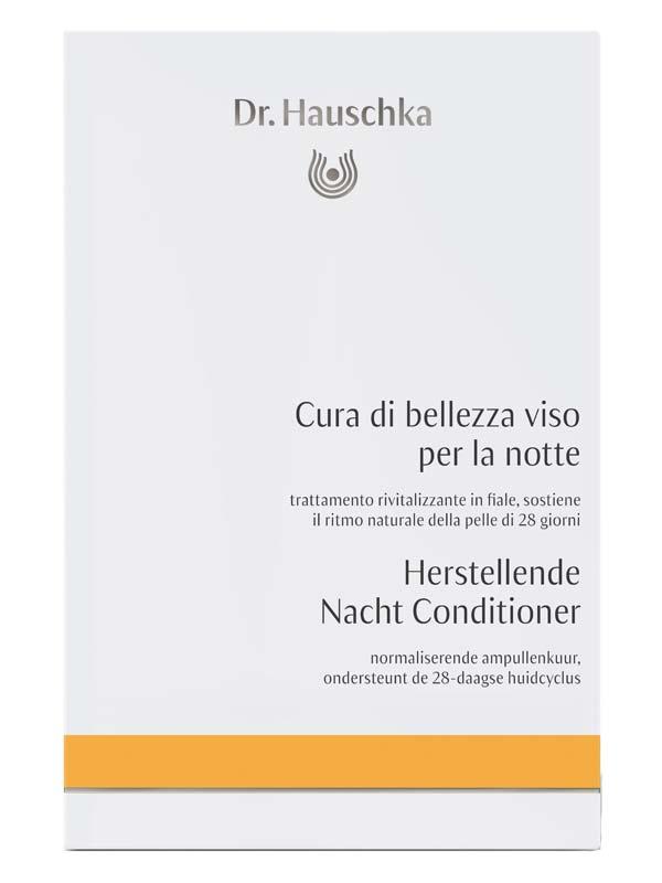 DR HAUSCHKA CURA DI BELLEZZA VISO PER LA NOTTE 50 FIALE DA 1 ML