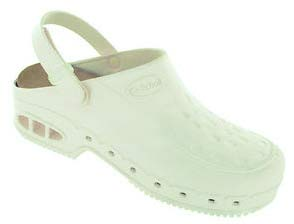 DR SCHOLL CALZATURE NEW WORK FIT B-S COLORE BIANCO - NUMERO 37