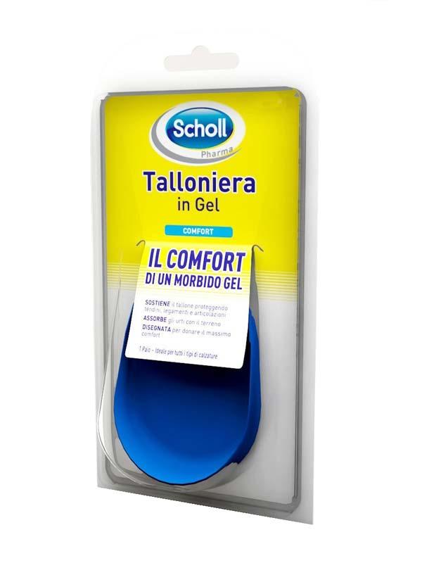 DR SCHOLL TALLONIERA IN GEL TAGLIA PICCOLA 1 PAIO