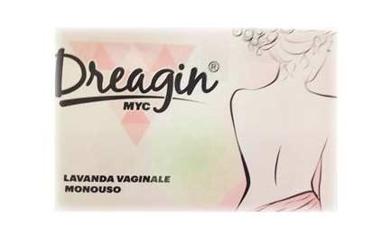 DREAGIN MYC LAVANDA VAGINALE - 5 FLACONI DA 140 ML