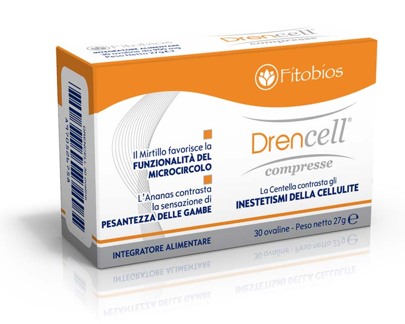 DRENCELL 30 OVALINE