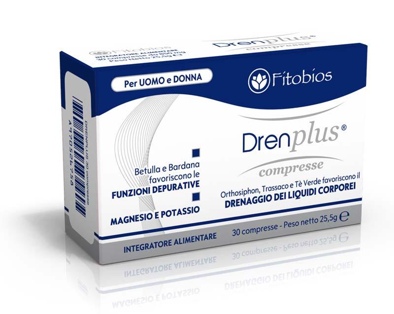 DRENPLUS 30 COMPRESSE