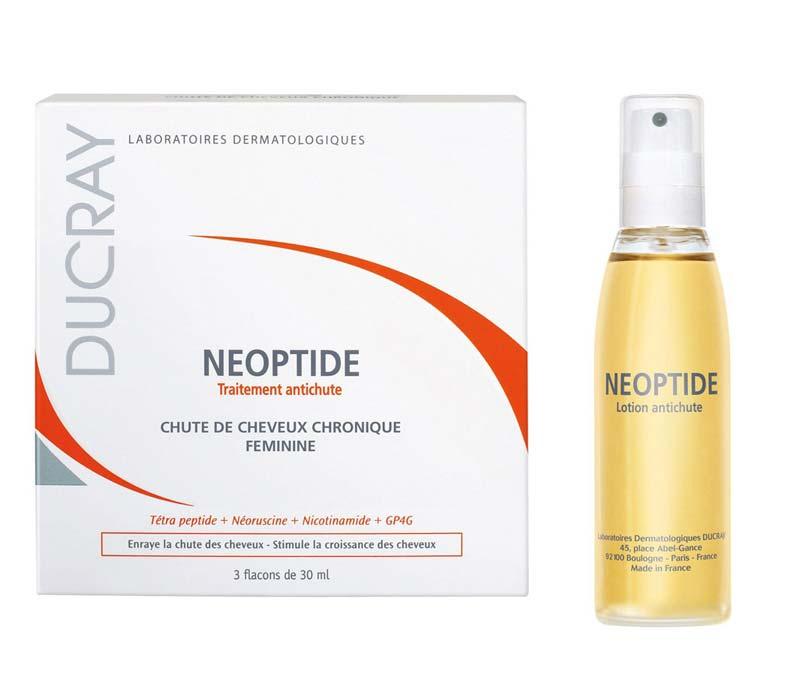 DUCRAY NEOPTIDE LOZIONE DONNA ANTICADUTA 3 FLACONI DA 30 ML