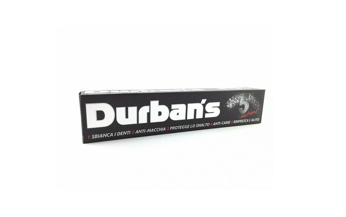 DURBAN'S DENTIFRICIO 5 ACTIONS  75 ML