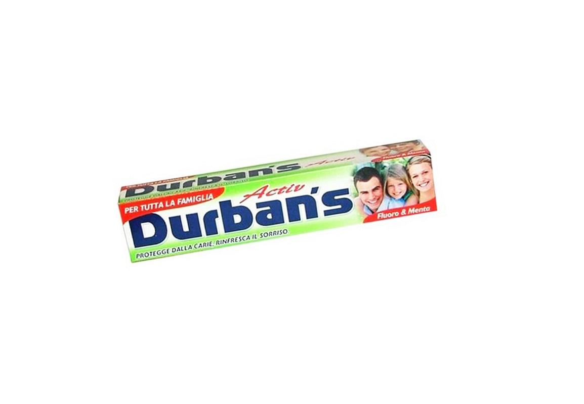 DURBAN'S DENTIFRICIO ACTIV  75 ML