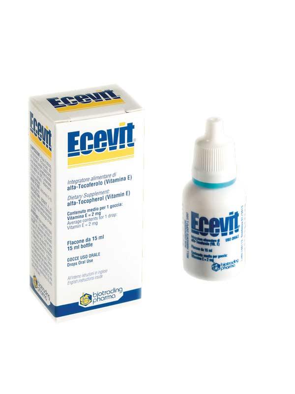 ECEVIT GOCCE 15 ML