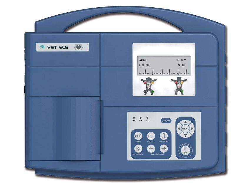 ECG VETERINARIO VE-100 - 1 canale