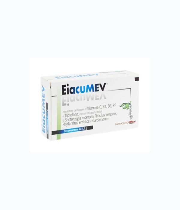 EIACUMEV 30 COMPRESSE DA 1,2 G