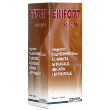 EKIFORT SCIROPPO 200 ML