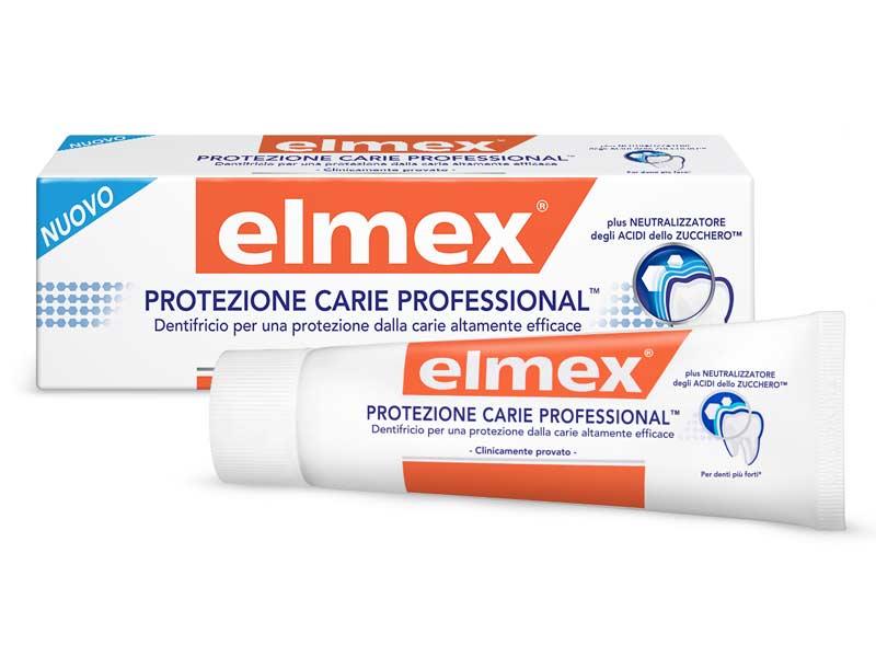 ELMEX DENTIFRICIO PROTEZIONE CARIE PROFESSIONAL 75 ML