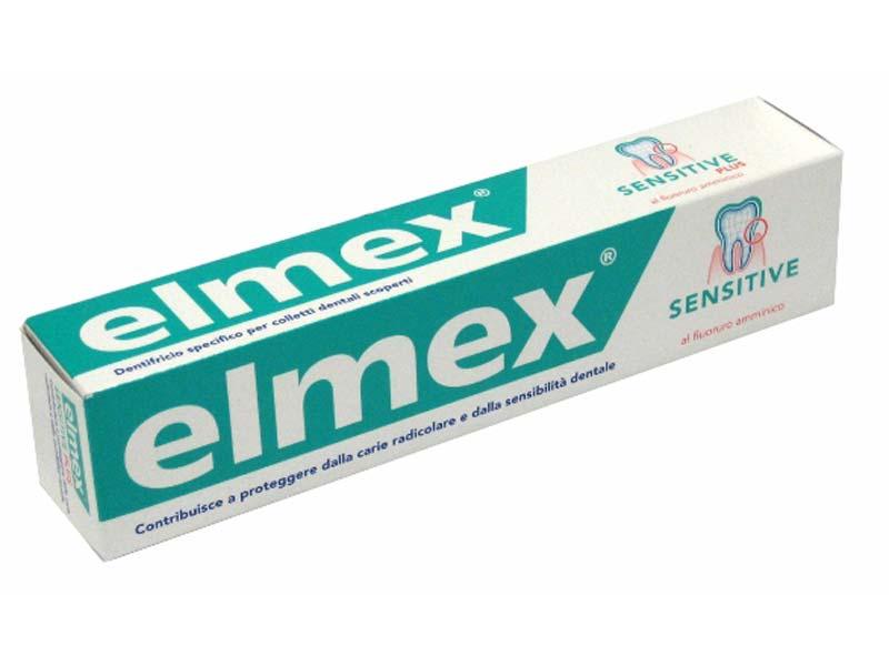 ELMEX DENTIFRICIO SENSITIVE 75 ML