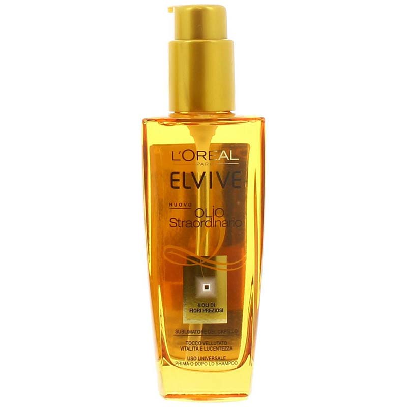 ELVIVE OLIO STRAORDINARIO SUBLIMATORE DEL CAPELLO 100 ML