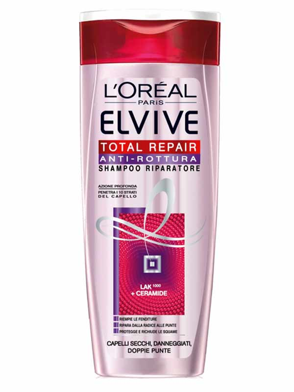 ELVIVE TOTAL REPAIR ANTI ROTTURA SHAMPOO RIPARATORE 250 ML