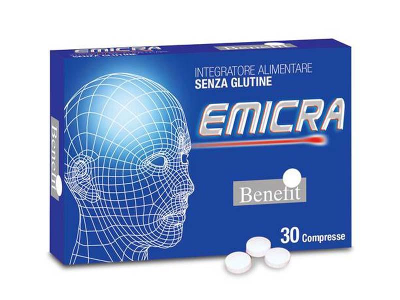 EMICRA 30 COMPRESSE DA 515 MG